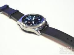 三星Gear S3智能手表迎来软件更新
